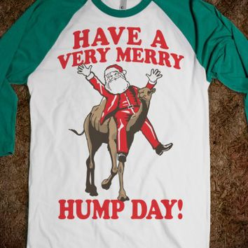 HAVE A VERY MERRY HUMP DAY