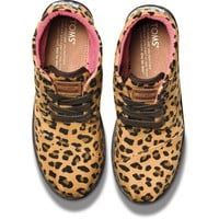 Leopard Youth Botas