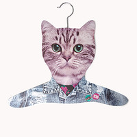 Quirky Cat Craze Hanger