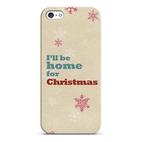 Ill be home for Christmas iPhone & iPod case by Sylvia | Casetagram
