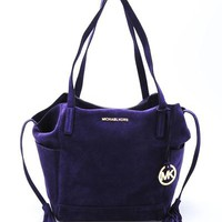 MICHAEL Michael Kors Ashbury Large Genuine Leather Tote Bag - 20 Days of Deals - Modnique.com