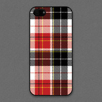 iPhone 5 / 5s case - Tartan check - iPhone5 Case, iPhone5s Case, Cases for iPhone5s