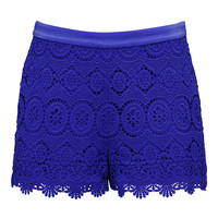 Liz Lace Shorts - Forever New
