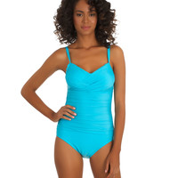 Athena Designer Swimwear | One Piece Bathing Suit | Modest Swimwear
