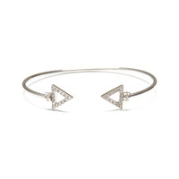 Ice Glitter Arrow Tips Cuff