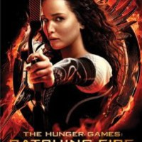 Hunger Games Catching Fire One Sheet Movie Poster