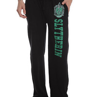 Harry Potter Slytherin Men's Pajama Pants
