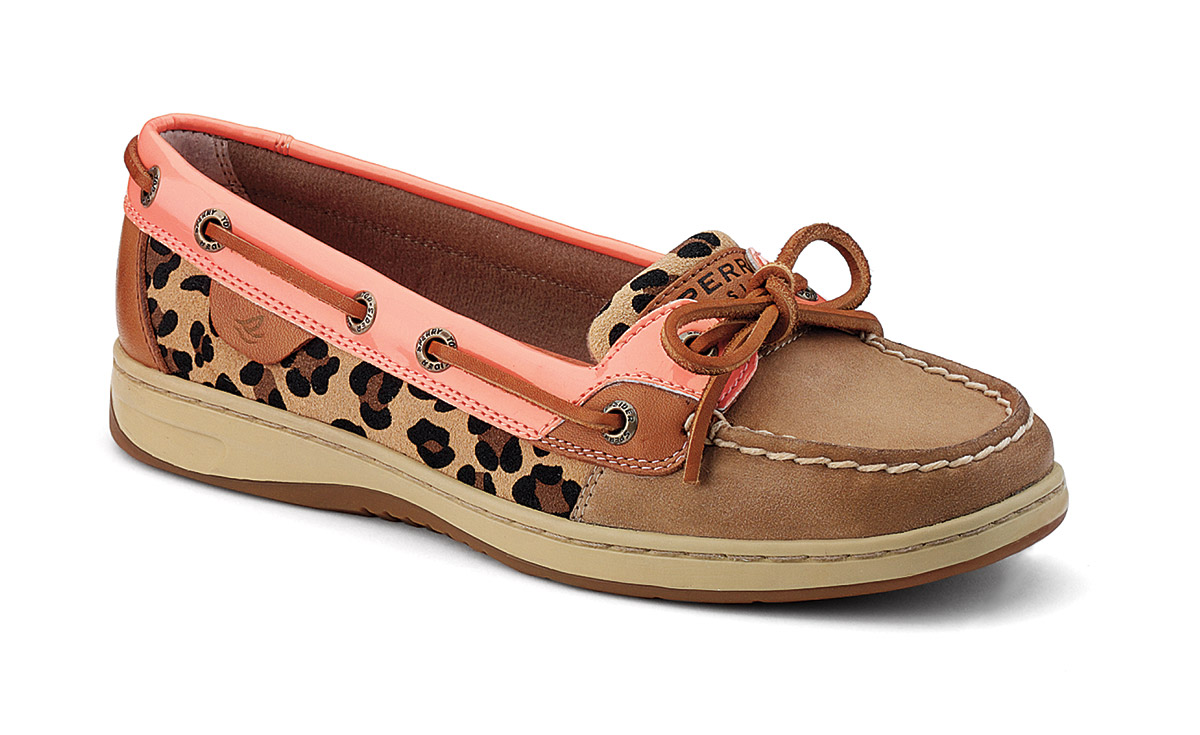 s angelfish slip on boat shoe from sperry top sider