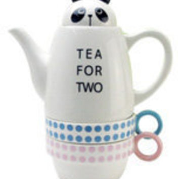 Tea for Two Tea Set