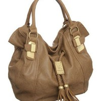 Amazon.com: Oversized ''Savitha'' Hobo by Vitalio Vera: Shoes