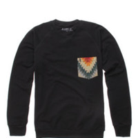 Lira Blanket Crew Fleece at PacSun.com
