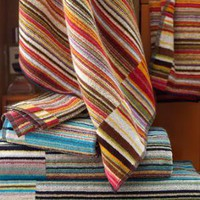 "Missoni Home - ""Jazz"" Bath Towels - Horchow"
