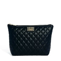 Love Moschino Simple Quilted Make-up Bag