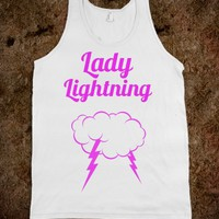 ICE LADY LIGHTNING