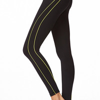 Piped Run Leggings