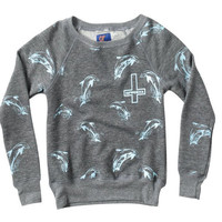 DOLPHIN BOATNECK BLUE – Odd Future