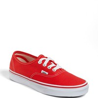 Vans 'Authentic' Sneaker (Women) | Nordstrom