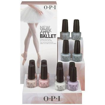 OPI Don't Touch My TuTu