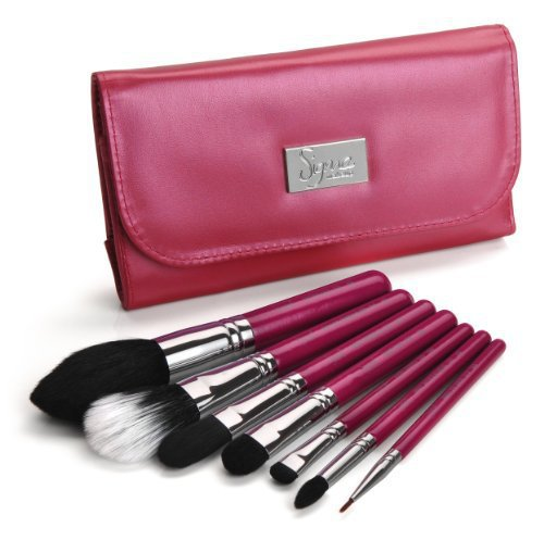 Sigma Beauty Premium Travel Kit - Hot in Pink