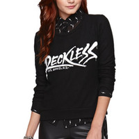 Young & Reckless Altered Crew Fleece at PacSun.com