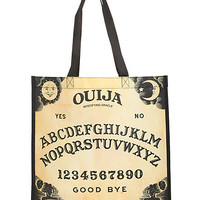 Ouija Board Large Shopper Tote
