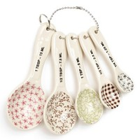 Magenta Measuring Spoons (Set of 5) | Nordstrom