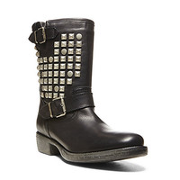 Steve Madden - OUTBURST BLACK LEATHER