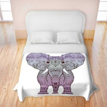 Duvet cover brushed twill twin queen from amazon for Aztec bedroom ideas