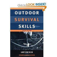Outdoor Survival Skills [Paperback]
