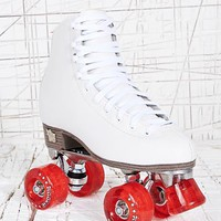 Rookie Classic Roller Skates in White at Urban Outfitters