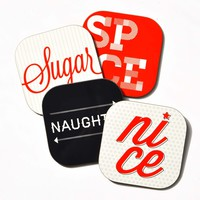 Sugar Spice Coaster Set