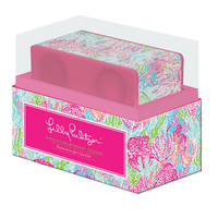 Lilly Pulitzer Wireless Speaker