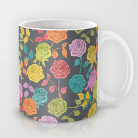 ROSES Mug by Bianca Green