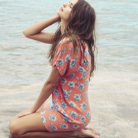 The Girl and The Water - ACACIA LANAI DRESS