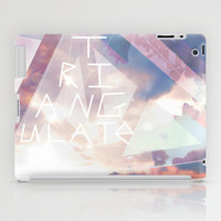 Triangulate iPad Case by Ben Geiger