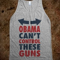 OBAMA CAN'T CONTROL THESE GUNS
