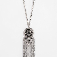 Bethany Falling Chains Pendant Necklace - Urban Outfitters