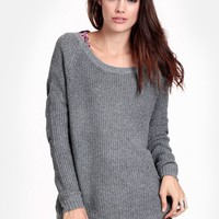 Wandering Spirit Sweater