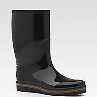 Gucci - Rain Boot - Saks Fifth Avenue Mobile