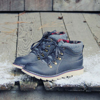The Logger Boots in Gray