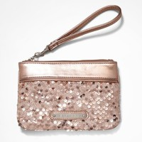 SEQUIN EMBELLISHED MINI WRISTLET