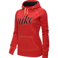 Nike Women's Script All Time Fleece Hoodie
