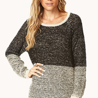 Everyday Contrast Sweater