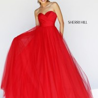 Sherri Hill 11066 at Prom Dress Shop