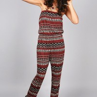 Tribal Motion Jumpsuit