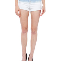 OMBRE HIGH WAISTED SHORTS