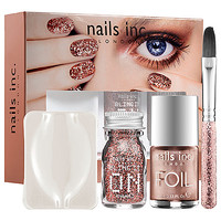 Sephora: nails inc. : Bling It On Rose Gold : nail-polish-sets-kits