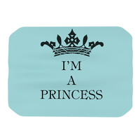 "Louise Machado ""Im a Princess"" Place Mat 