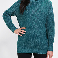 Cooperative Funnel-Neck Sweater - Urban Outfitters