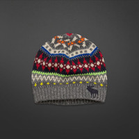 Colorful Vintage Beanie